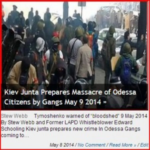 Kiev_Junta_Prepares_Massacre_of_Odessa_Citizens_by_Ganges_may92014_2