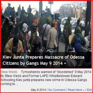 Kiev_Junta_Prepares_Massacre_of_Odessa_Citizens_by_Ganges_may92014_2