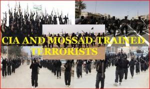 CIA-Mossad-Trained-Terrorists