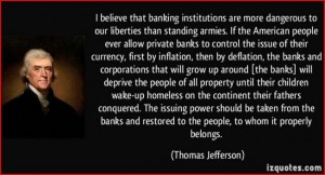 Thomas-Jefferson-Banking-Insitutuions