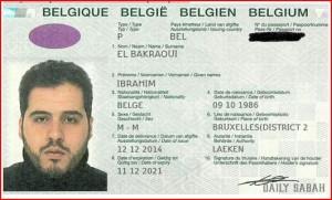 Belgien-Passport