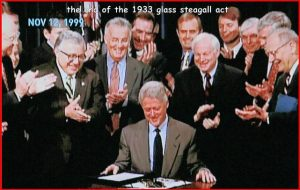 Bill-Clinton-End-of-Glass-Segal-Act