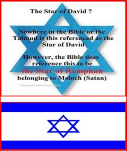 Israel-Star-of-David-Satan