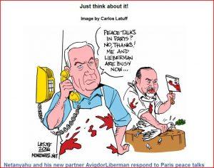 BiBi-Netanuahu-Israel