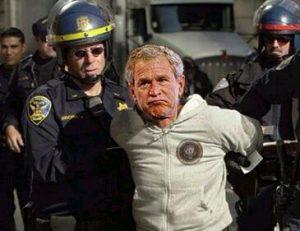 Bush_Arrest