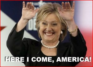 Hillary-Clinton-Here-I-Come-America
