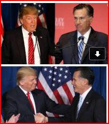 Donald-Trump-Mitt-Romney