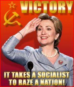 Hildabeast-Socialist