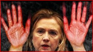 HillaryClinton-BloodHands