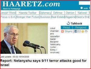 BiBi-Netanyahu-911