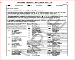 official-general-election-ballot